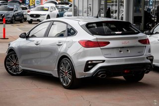 2021 Kia Cerato BD MY22 GT DCT Silver 7 Speed Sports Automatic Dual Clutch Hatchback