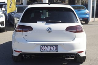2016 Volkswagen Golf VII MY17 R DSG 4MOTION Pure White 6 Speed Sports Automatic Dual Clutch
