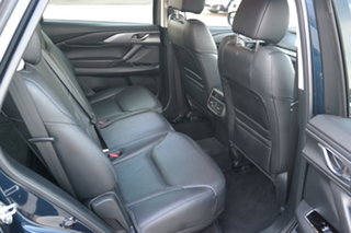 2017 Mazda CX-9 TC Sport SKYACTIV-Drive Blue 6 Speed Sports Automatic Wagon