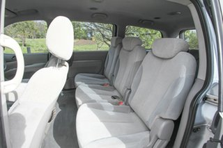 2011 Kia Grand Carnival VQ MY11 SI Silver 6 Speed Sports Automatic Wagon