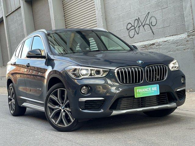 Used BMW X1 F48 xDrive25i Steptronic AWD Cheltenham, 2016 BMW X1 F48 xDrive25i Steptronic AWD Grey 8 Speed Sports Automatic Wagon