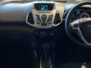 2014 Ford Ecosport BK Trend PwrShift Black 6 Speed Sports Automatic Dual Clutch Wagon
