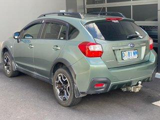 2013 Subaru XV G4X MY13 2.0i Lineartronic AWD Green 6 Speed Constant Variable Wagon