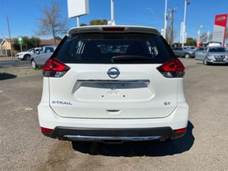 2020 Nissan X-Trail T32 Series III MY20 ST X-tronic 2WD White 7 Speed Constant Variable Wagon