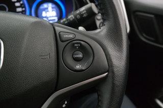 2014 Honda City GM MY14 VTi-L Black 7 Speed Constant Variable Sedan