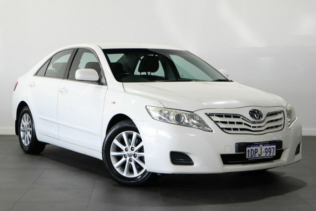 Used Toyota Camry ACV40R Altise Bayswater, 2011 Toyota Camry ACV40R Altise White 5 Speed Automatic Sedan