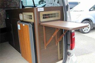 1998 Toyota HiAce KDH201R Bigfoot Camper Brown 4 Speed Automatic Van