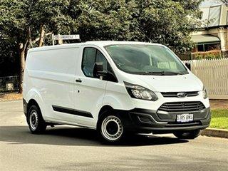2016 Ford Transit Custom VN 330L Low Roof LWB White 6 Speed Manual Van.