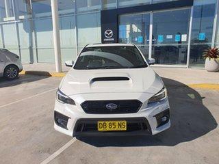 2021 Subaru WRX V1 MY21 Lineartronic AWD White 8 Speed Constant Variable Sedan.
