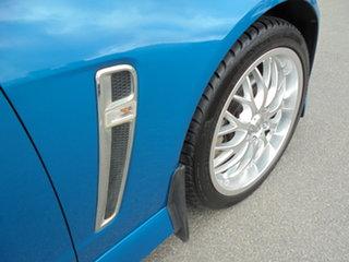 2013 Holden Ute VF MY14 SS V Ute Blue 6 Speed Sports Automatic Utility