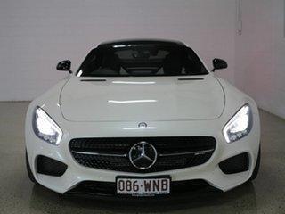 2016 Mercedes-Benz AMG GT C190 807MY S SPEEDSHIFT DCT Diamond White 7 Speed.
