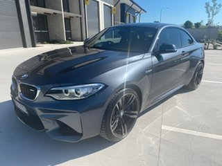 2016 BMW M2 F87 Pure Grey 6 Speed Manual Coupe.