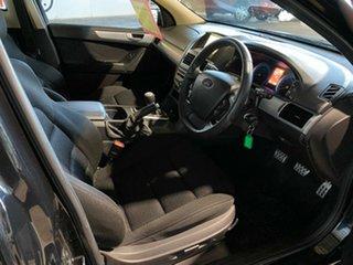 2010 Ford Falcon FG XR6 Ute Super Cab Turbo Black 6 Speed Manual Utility