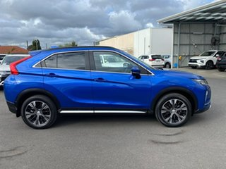 2019 Mitsubishi Eclipse Cross YA MY20 LS 2WD Blue 8 Speed Constant Variable Wagon.