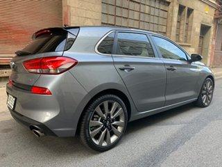 2018 Hyundai i30 PD MY18 SR D-CT Premium Sparkling Metal 7 Speed Sports Automatic Dual Clutch.