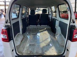2012 Suzuki APV White 5 Speed Manual Van