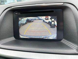 2016 Mazda CX-5 KE1032 Grand Touring SKYACTIV-Drive i-ACTIV AWD Blue 6 Speed Sports Automatic Wagon