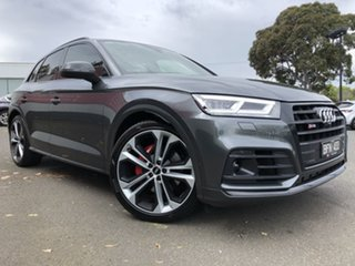 2019 Audi SQ5 FY MY19 3.0 TFSI Quattro 8 Speed Automatic Tiptronic Wagon.