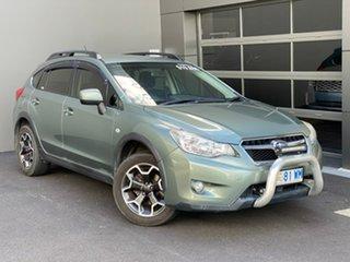 2013 Subaru XV G4X MY13 2.0i Lineartronic AWD Green 6 Speed Constant Variable Wagon.