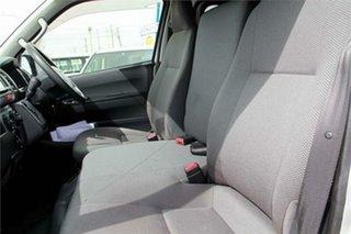 2016 Toyota HiAce KDH206V DX GL Silver Automatic