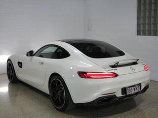 2016 Mercedes-Benz AMG GT C190 807MY S SPEEDSHIFT DCT Diamond White 7 Speed