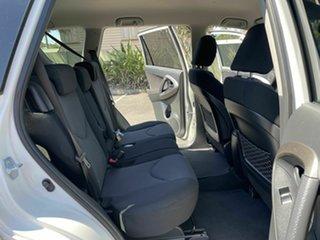 2010 Toyota RAV4 ACA38R Cruiser White 5 Speed Manual Wagon