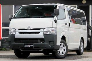 2016 Toyota HiAce KDH206 White.