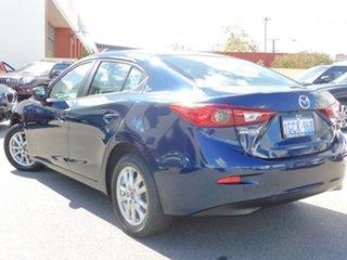 2016 Mazda 3 BN5278 Touring SKYACTIV-Drive Blue 6 Speed Sports Automatic Sedan.