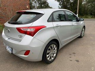 2013 Hyundai i30 GD Active Silver Sports Automatic Hatchback