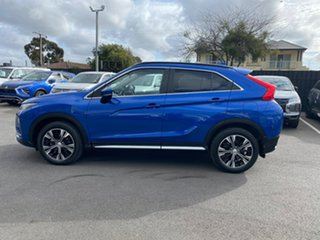 2019 Mitsubishi Eclipse Cross YA MY20 LS 2WD Blue 8 Speed Constant Variable Wagon