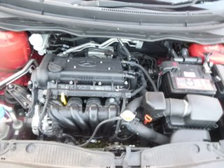 2012 Hyundai i20 PB Active Red Automatic Hatchback