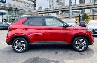 2021 Hyundai Venue QX.V3 MY21 Elite Pr1 6 Speed Automatic Wagon