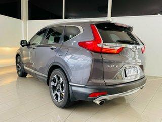 2018 Honda CR-V RW MY18 VTi-L FWD Grey 1 Speed Constant Variable Wagon.