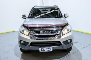 2015 Isuzu MU-X MY15 LS-T Rev-Tronic Silver 5 Speed Sports Automatic Wagon.