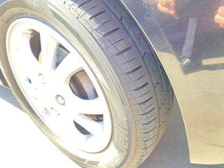 2013 Holden Barina Spark MJ MY14 CD Black 4 Speed Automatic Hatchback