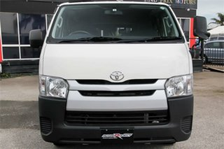 2016 Toyota HiAce KDH206 White