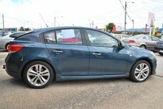 2012 Holden Cruze JH MY12 SRi V Blue 6 Speed Automatic Hatchback