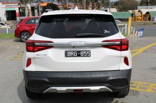 2021 Kia Seltos SP2 MY21 Sport+ 2WD Snow White Pearl 1 Speed Constant Variable Wagon