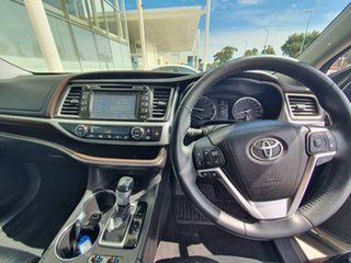 2016 Toyota Kluger GSU55R Grande AWD Silver 6 Speed Sports Automatic Wagon