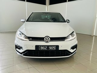 2019 Volkswagen Golf 7.5 MY20 R DSG 4MOTION White 7 Speed Sports Automatic Dual Clutch Wagon.