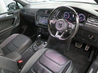 2017 Volkswagen Tiguan 5N MY18 140TDI DSG 4MOTION Highline White 7 Speed