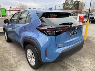 2020 Toyota Yaris Cross MXPJ15R GX AWD Mineral Blue 1 Speed Constant Variable Wagon Hybrid.
