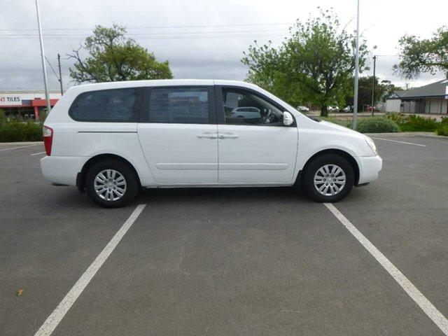 Used Kia Grand Carnival VQ S Beverley, 2012 Kia Grand Carnival VQ S White Sports Automatic Wagon