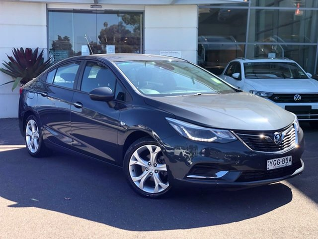 Used Holden Astra BL MY17 LT Sutherland, 2017 Holden Astra BL MY17 LT Grey 6 Speed Sports Automatic Sedan