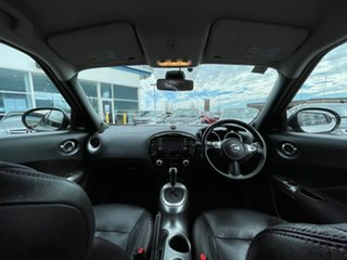 2014 Nissan Juke F15 MY14 Ti-S AWD Silver 1 Speed Constant Variable Hatchback