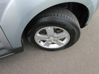 2009 Mitsubishi Outlander ZG MY09 LS Silver 6 Speed CVT Auto Sequential Wagon