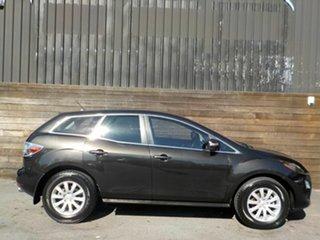 2011 Mazda CX-7 ER10L2 Classic Activematic Black 5 Speed Sports Automatic Wagon.