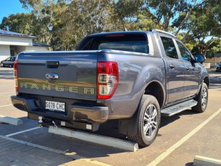 2020 Ford Ranger PX MkIII 2020.75MY Wildtrak Meteor Grey 10 Speed Sports Automatic