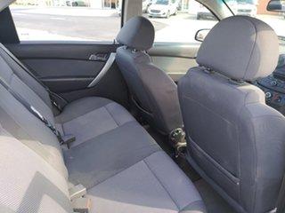 2010 Holden Barina TK MY10 White 4 Speed Automatic Sedan