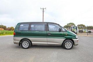 1999 Mitsubishi Starwagon WA GLX Green 4 Speed Automatic Wagon